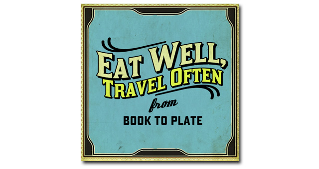 Eat Well, Travel Often Podcast logo